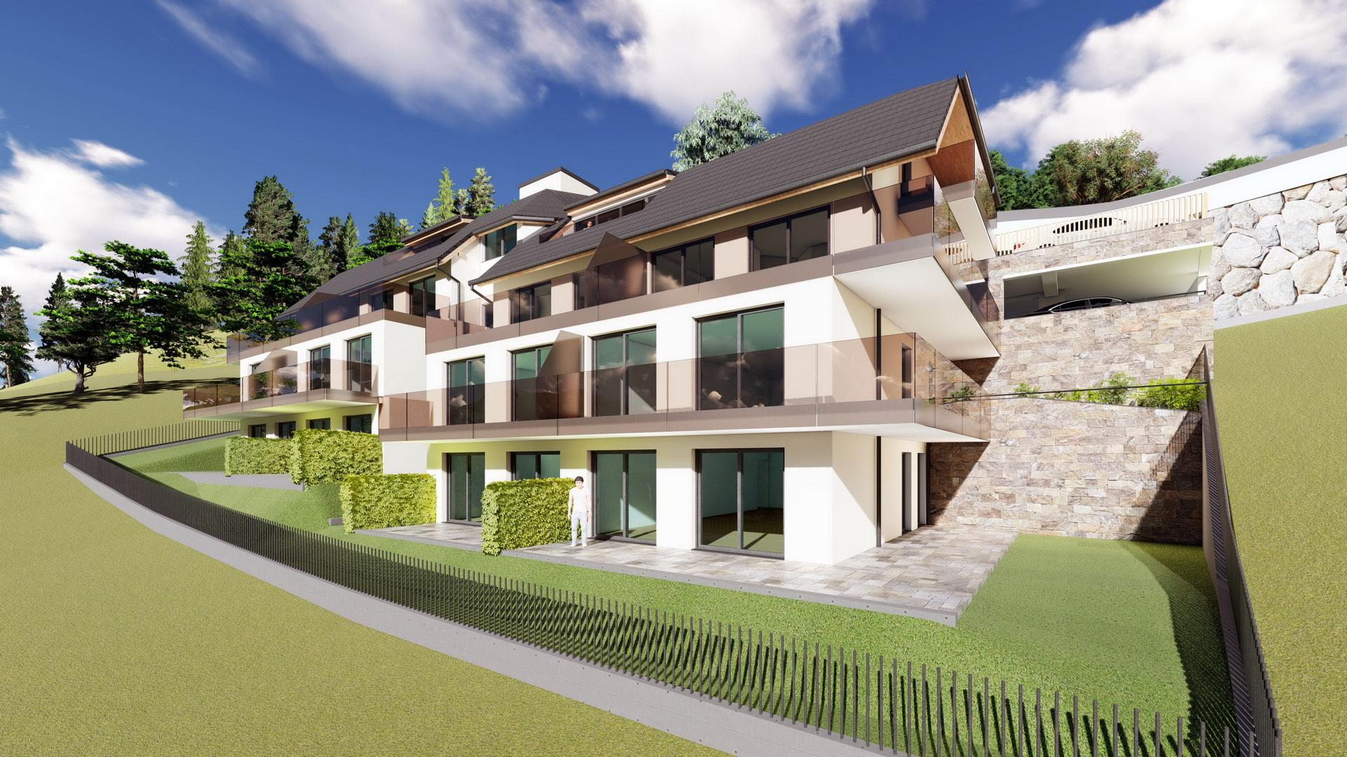 IN PLANUNG – Neues Bauvorhaben mit 14 Einheiten in Salzburg/Oberplainfeld!